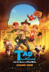 Tad the Explorer and the Secret of King Midas